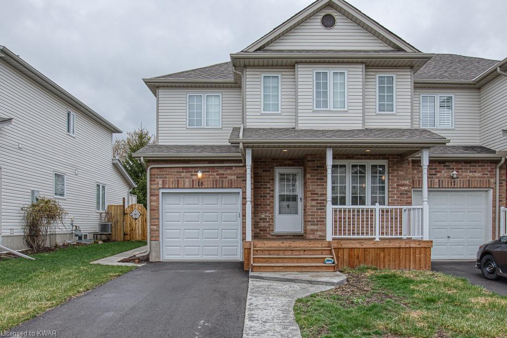 149 Snyder's Road E Unit# 18, Baden Ontario, Canada