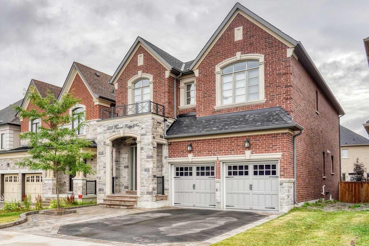 599 Pleasant Ridge Ave, Vaughan Ontario, Canada