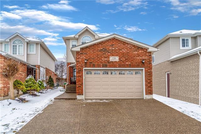 220 Gatehouse Drive, Cambridge Ontario, Canada