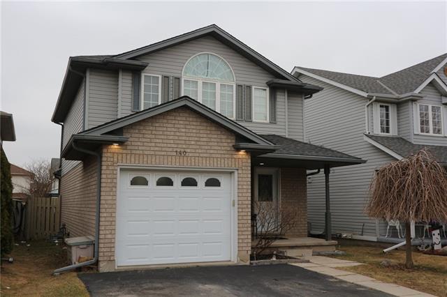 140 Crawford Crescent, Cambridge Ontario, Canada