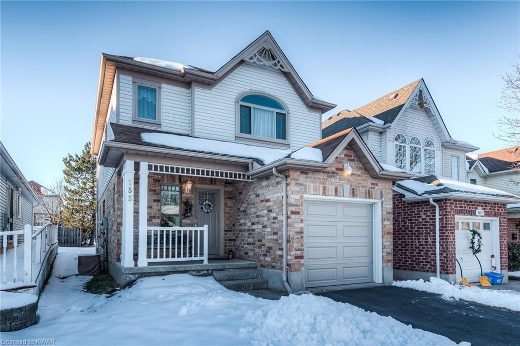 155 Cavelletti Court, Waterloo Ontario, Canada