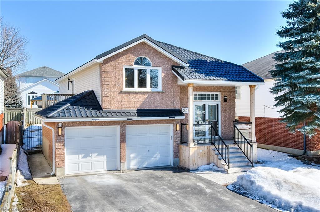 299 Erinbrook Drive, Kitchener Ontario, Canada