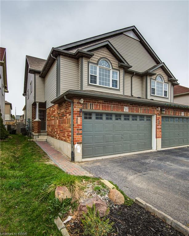 55 Cannes Street, Kitchener Ontario, Canada