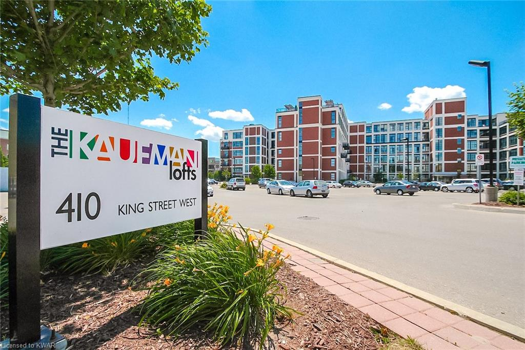 410 King Street W Unit# 110, Kitchener Ontario, Canada