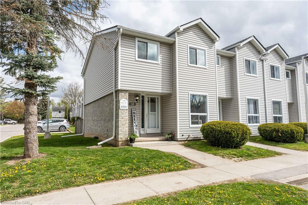 478 Grey Street Unit# 12, Brantford Ontario, Canada