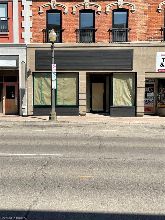 122-124 Dalhousie Street, Brantford Ontario, Canada