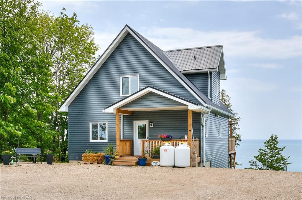 85373 Mackenzie Camp, Rr3 Road N, Goderich Ontario, Canada
