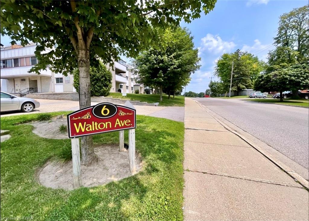 6 Walton Avenue Unit# 102, Kitchener Ontario, Canada