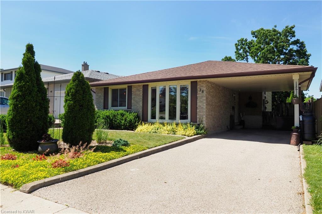 38 Graywood Court, Kitchener Ontario, Canada