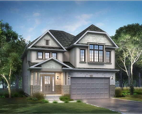 Lot 0017 301 SEDGEWOOD Street, Kitchener Ontario, Canada