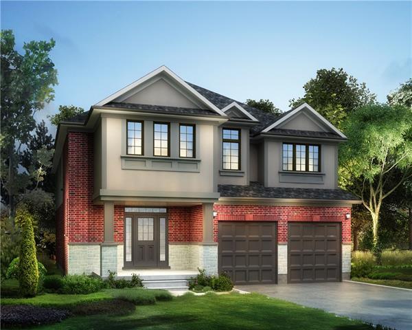 Lot 0014-3 47 Ian Ormston Drive, Kitchener Ontario, Canada