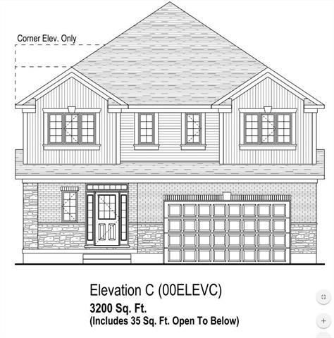Lot 0016-3 55 Ian Ormston Drive, Kitchener Ontario, Canada