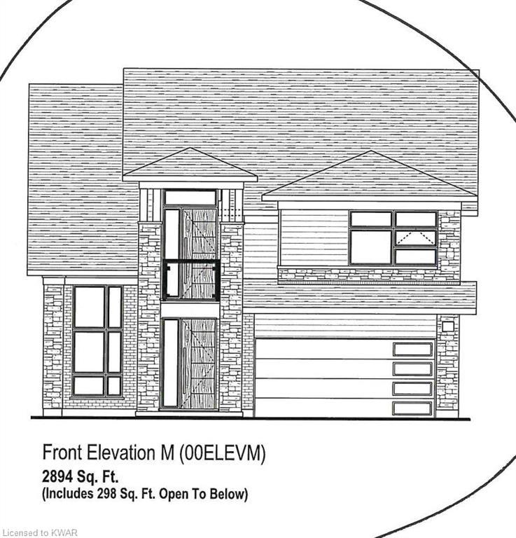 661 Thomas Slee Drive Unit# Lot 0004-1, Kitchener Ontario, Canada
