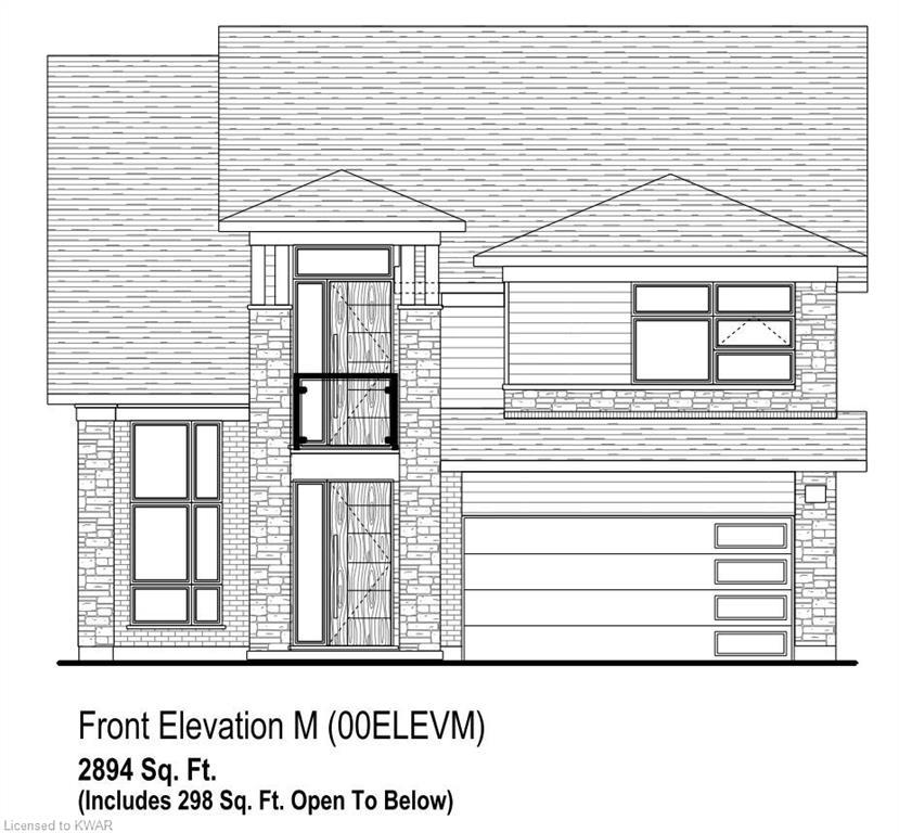 39 Ian Ormston Drive Unit# Lot 0012-3, Kitchener Ontario, Canada