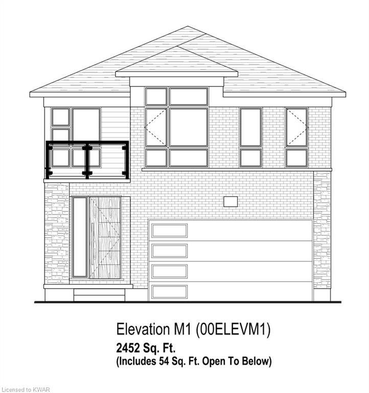 144 Ridgemount Street Unit# Lot # 0031, Kitchener Ontario, Canada