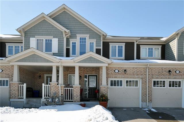 17 Postmaster Drive, Kitchener Ontario, Canada