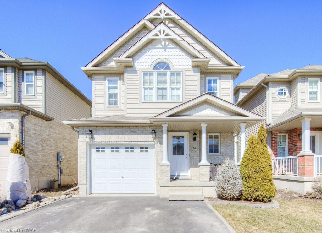 378 Parkvale Drive, Kitchener Ontario, Canada