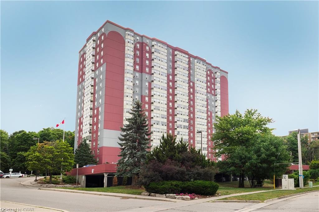 55 Green Valley Drive Unit# 1815, Kitchener Ontario, Canada