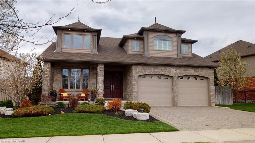 339 TOWNSEND Drive, Breslau Ontario, Canada