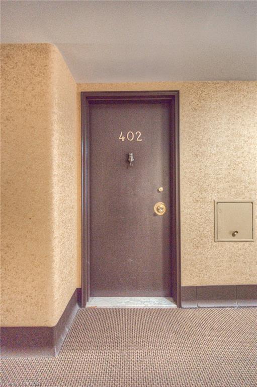 45 Westmount Road N Unit# 402, Waterloo Ontario, Canada