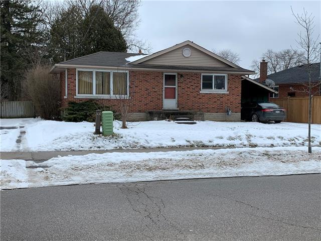285 CONNAUGHT Street, Kitchener Ontario, Canada
