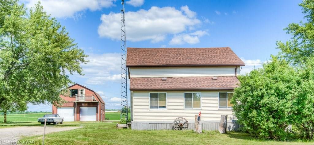 1431 Puddicombe. Road, Wilmot Township Ontario, Canada