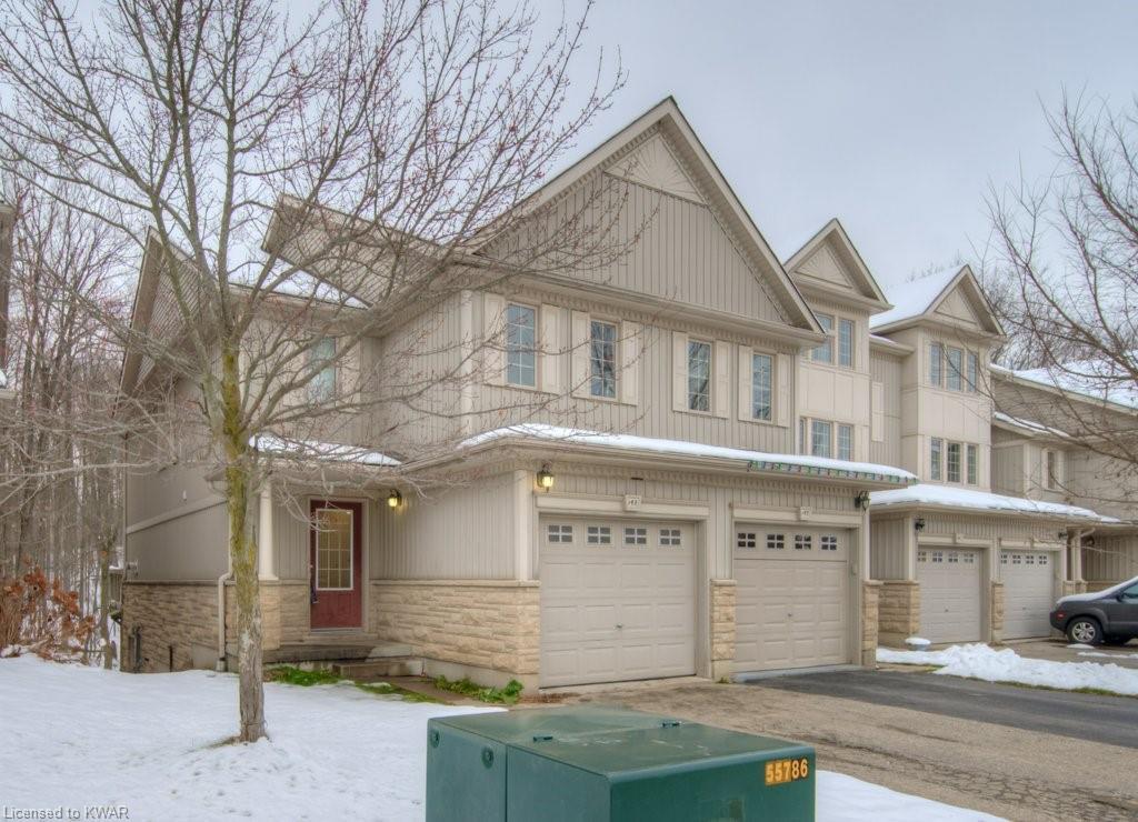 175 David Bergey Drive, Kitchener Ontario, Canada