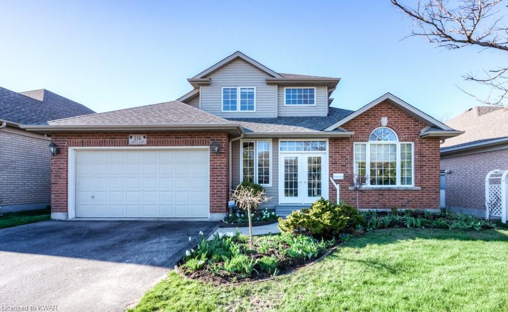 216 The Lions Gate, Waterloo Ontario, Canada