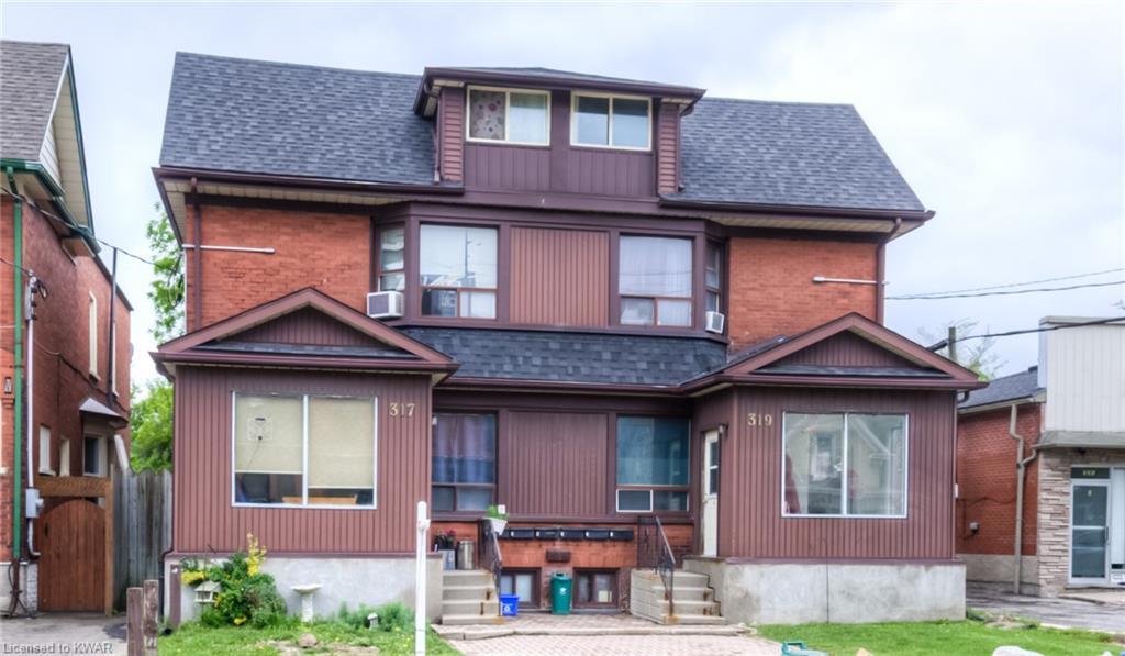317-319 Duke Street W, Kitchener Ontario, Canada