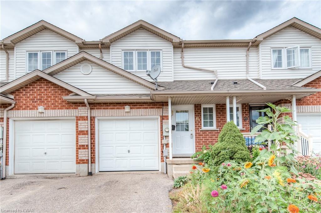 146 Heiman Street Unit# 18, Kitchener Ontario, Canada