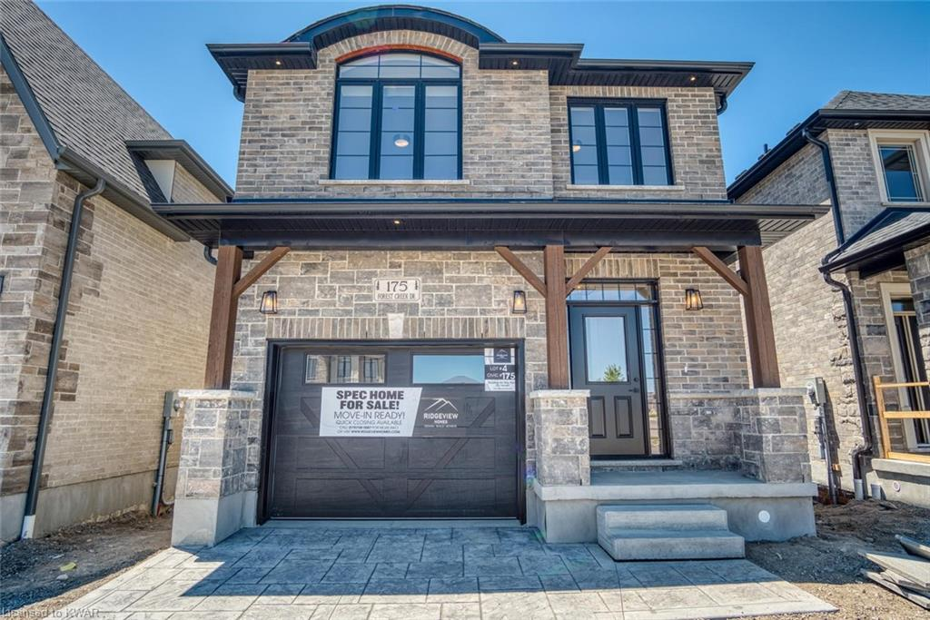 175 Forest Creek Drive, Kitchener Ontario, Canada