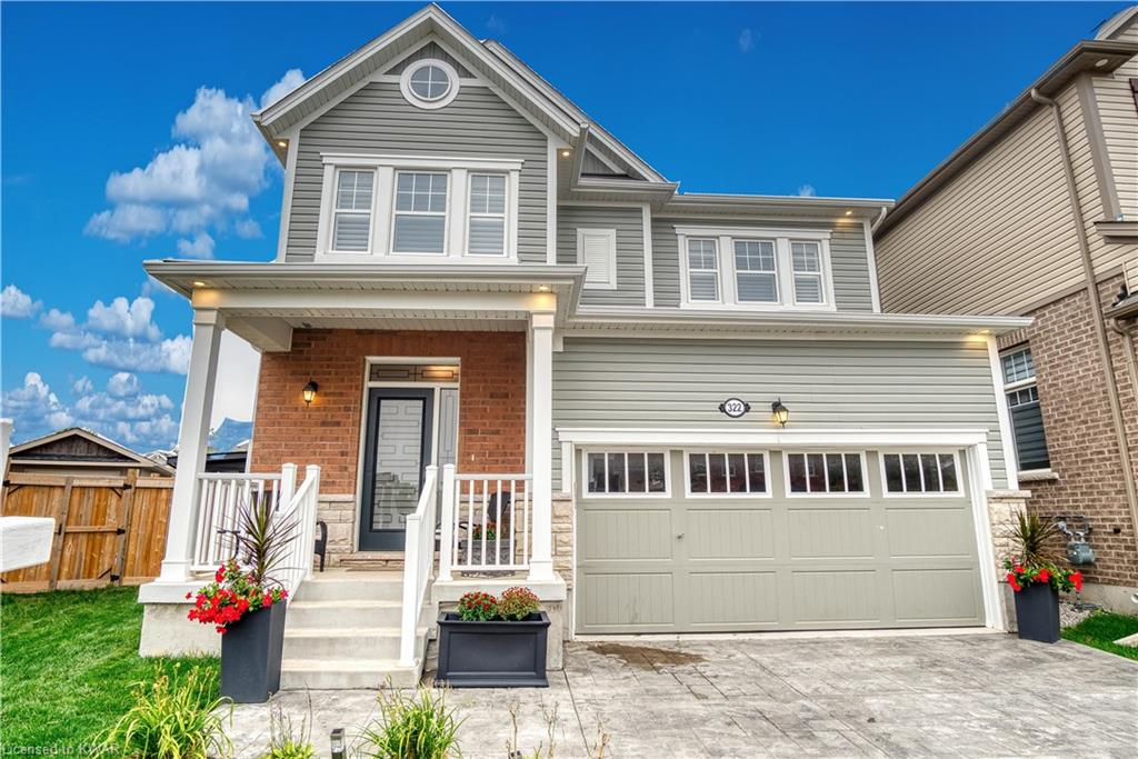 322 Grovehill Crescent, Kitchener Ontario, Canada