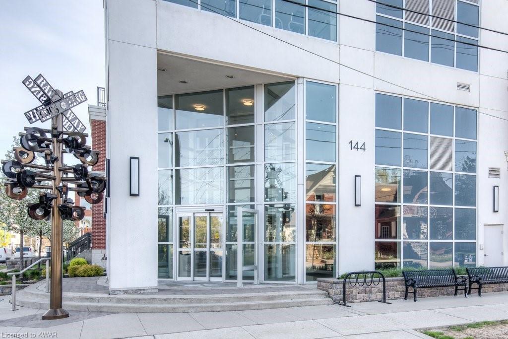 144 Park Street Unit# 501, Waterloo Ontario, Canada