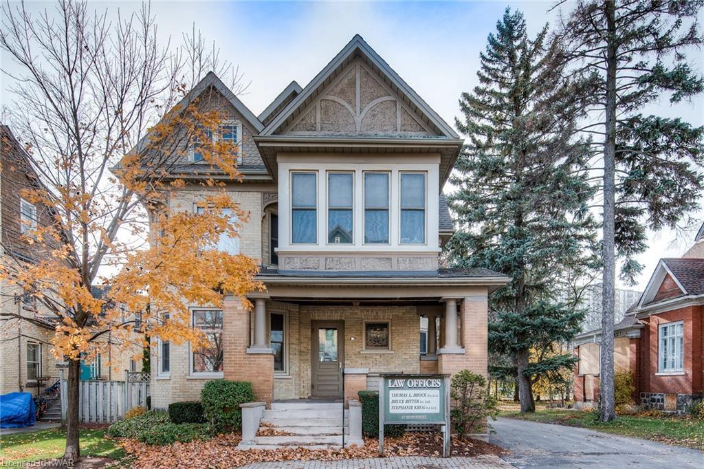 17 Irvin Street, Kitchener Ontario, Canada