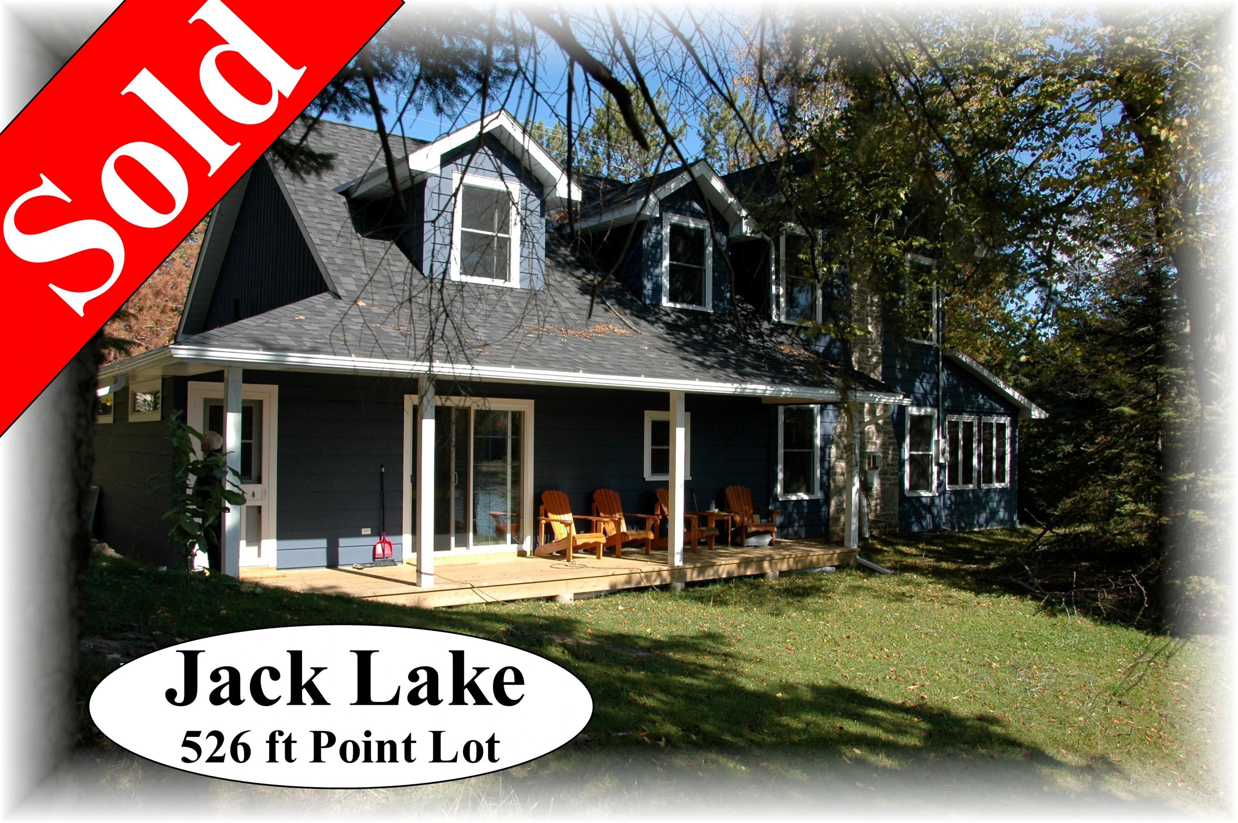 Jack Lake , Apsley, Ontario, Canada