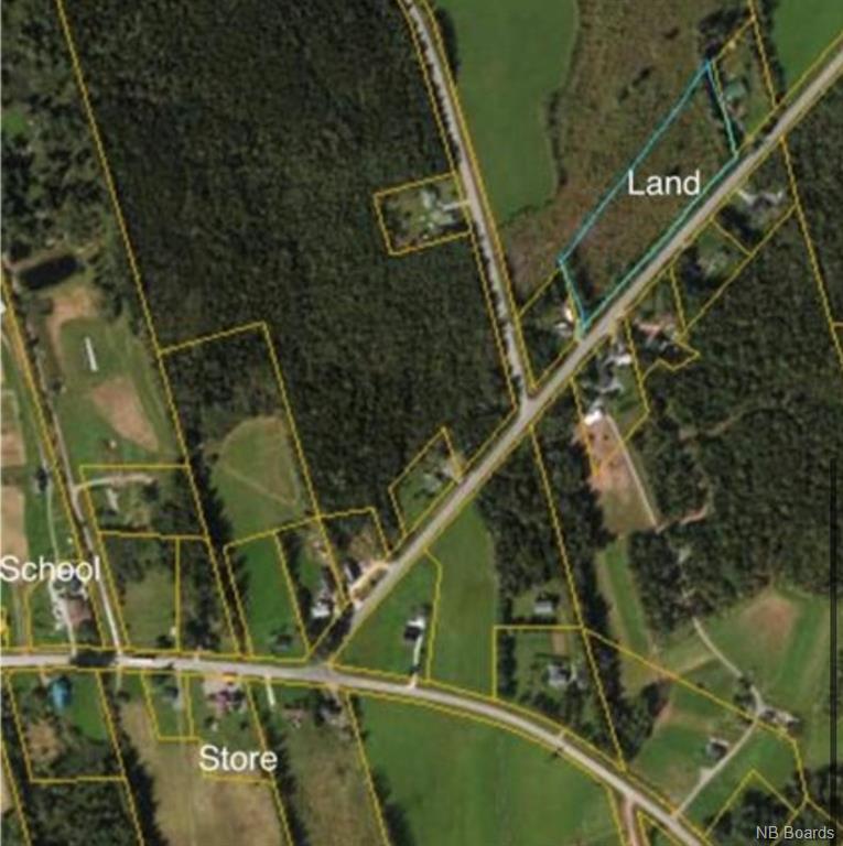 - Route 860, Titusville New Brunswick, Canada