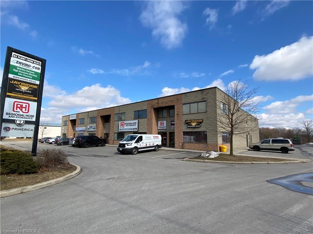 62 PLANT FARM Boulevard Unit# 8, Brantford Ontario