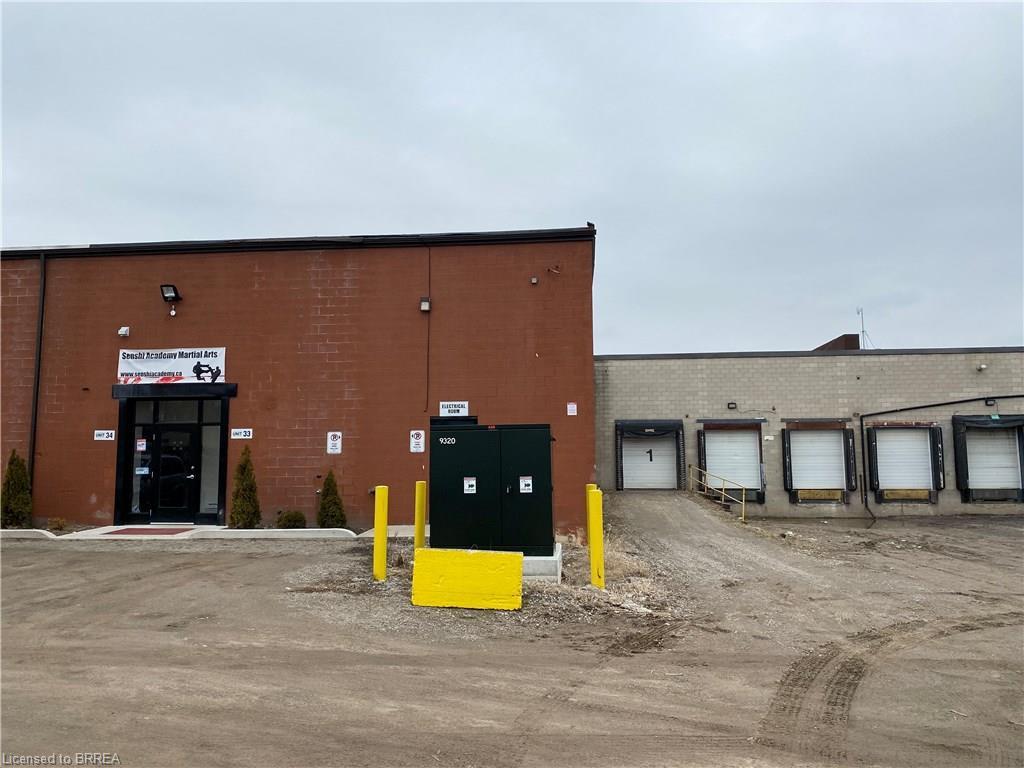 125 Sherwood Drive Unit# 33, Brantford Ontario, Canada