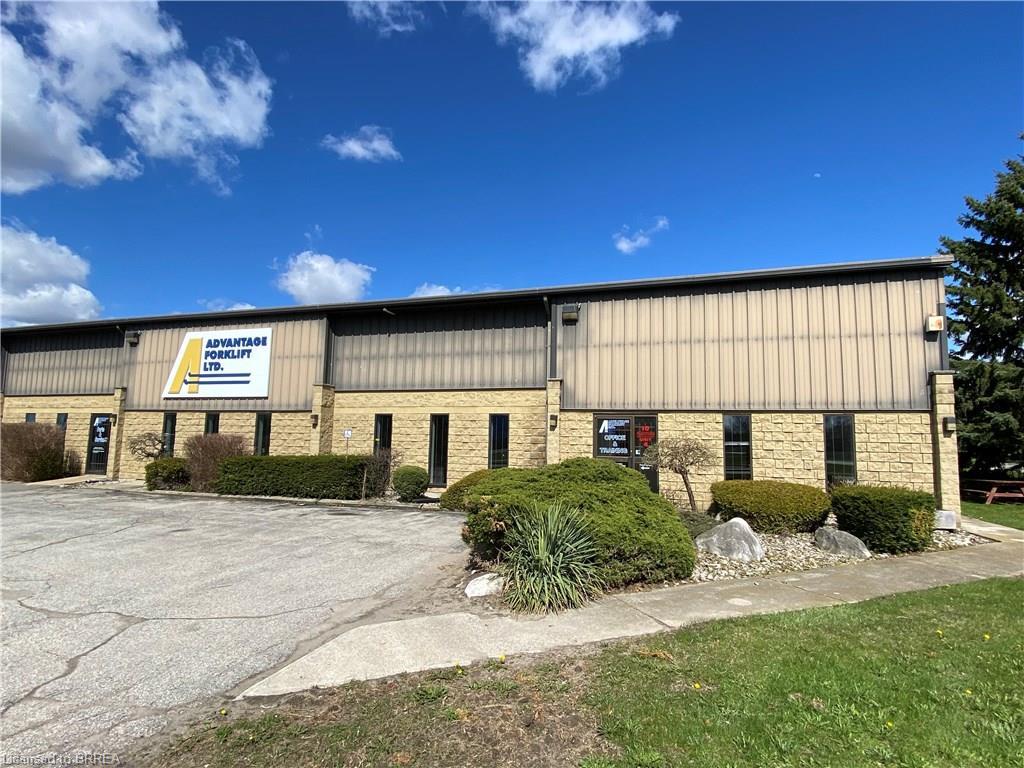 10 Plant Farm Boulevard Unit# 3 & 4, Brantford Ontario, Canada