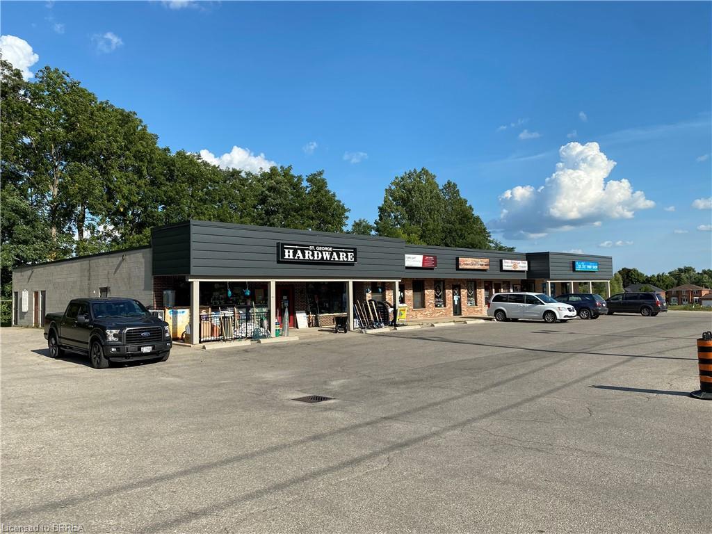48 & 98 Main Street S, St. George Ontario, Canada