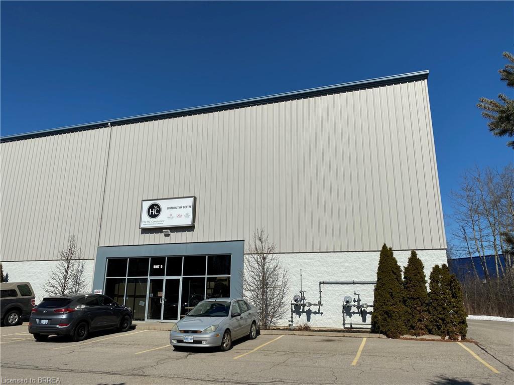 490 Elgin Street Unit# 4, Brantford Ontario, Canada