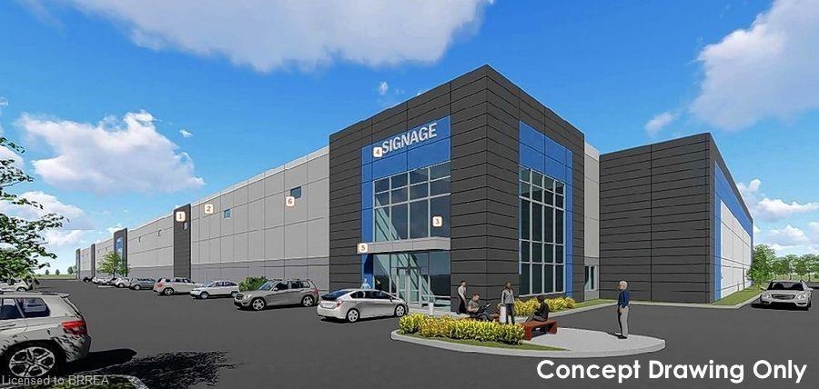 140 Garden Avenue Unit# Building A, Brantford Ontario, Canada
