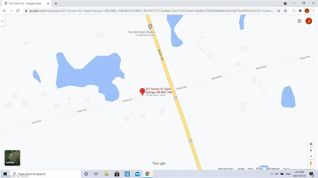 321 SCENIC Drive, South Dumfries, Ontario, Canada