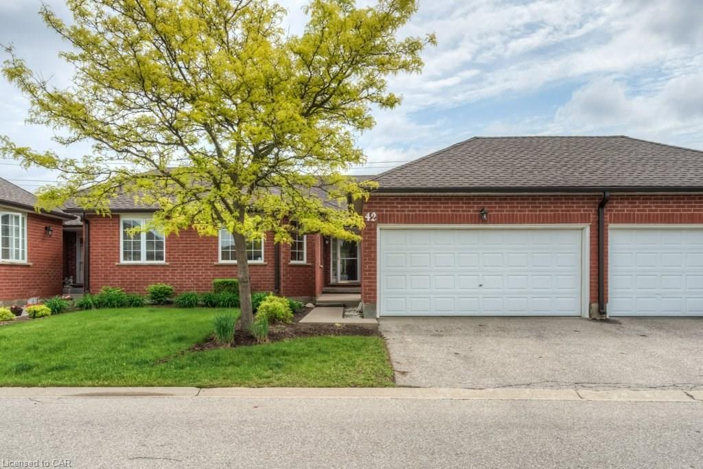 10 ISHERWOOD Avenue Unit# 42, Cambridge Ontario, Canada