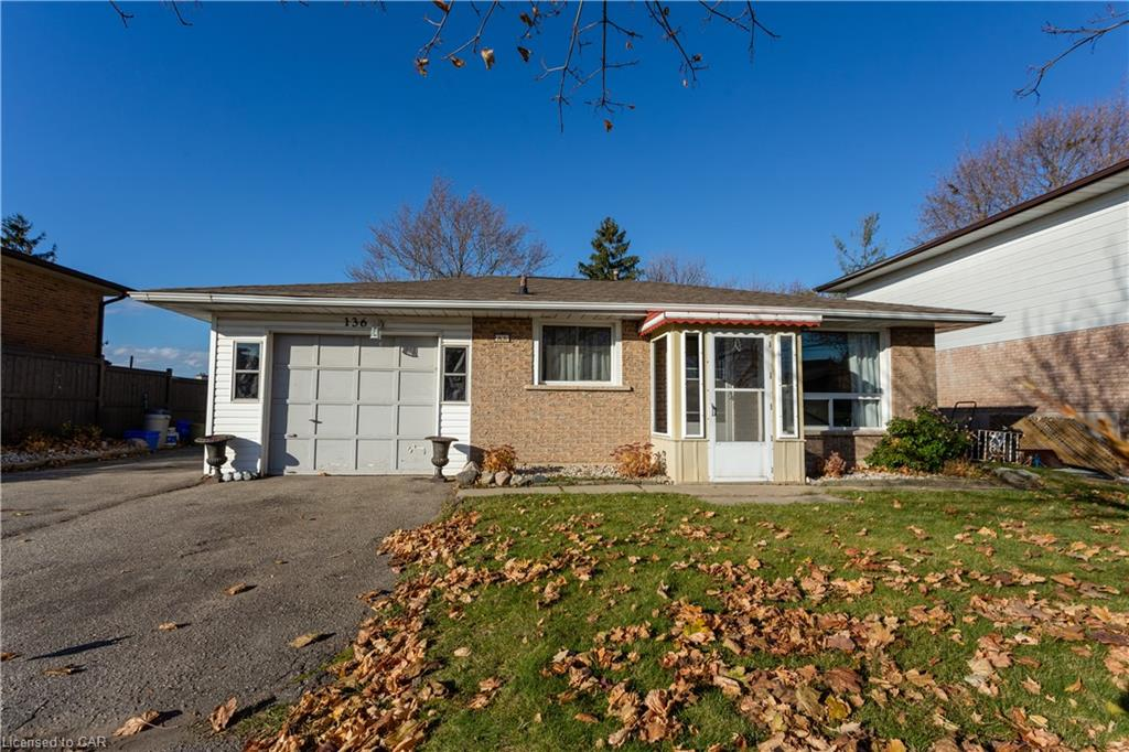 136 Myers Road, Cambridge Ontario, Canada
