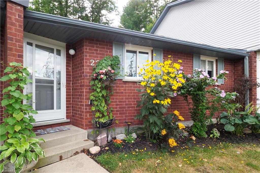 219 Kingswood Drive Unit# 22, Kitchener Ontario, Canada