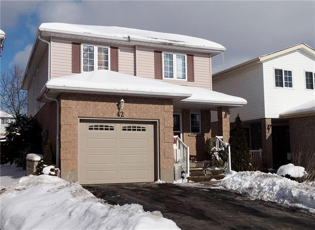 42 Beechmanor Cres., Kitchener Ontario, Canada