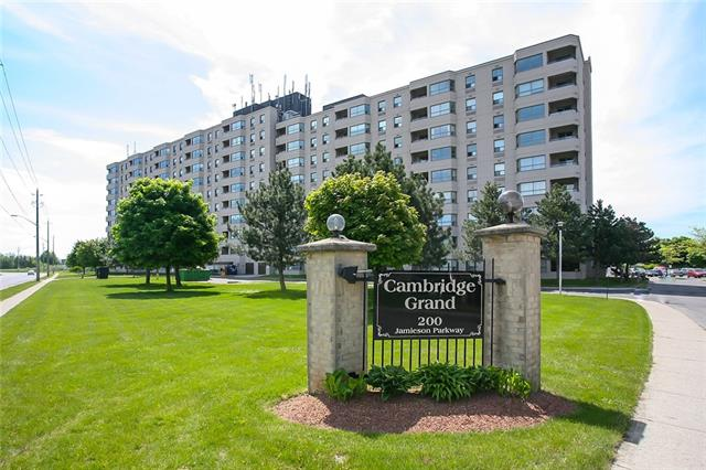 519-200 Jamieson Pkwy., Cambridge Ontario, Canada