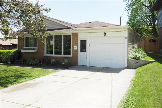 91 Tanglewood Ave., Kitchener Ontario, Canada