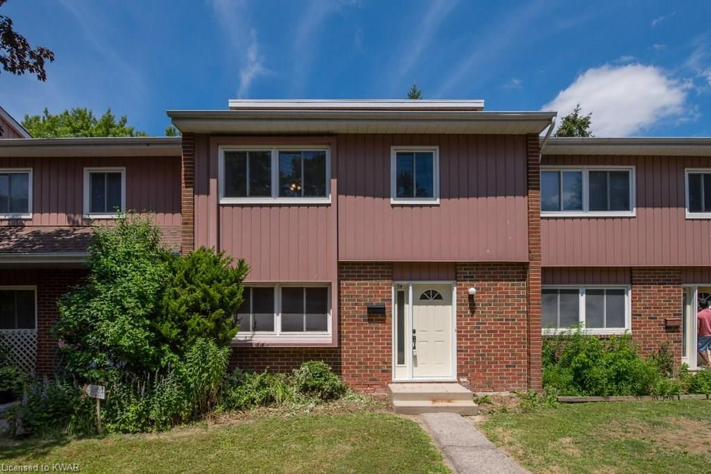 121 University Avenue E Unit# 74, Waterloo Ontario, Canada
